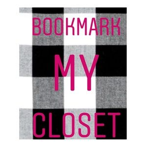 Bookmark My Closet by LIKING this Post ☑️💗